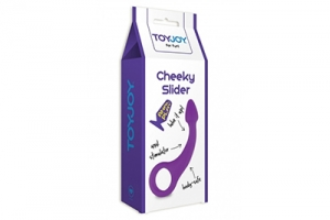 Стимулятор Toy Joy Cheeky Slider